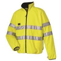 Fleecejakke HH Brooks 72370 HiVis